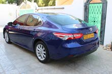 Toyota Camry 2018 For sale - Blue color