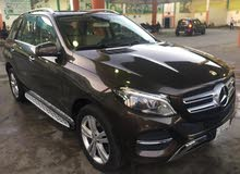 For sale 2016 Brown GLE400