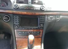 Used condition Mercedes Benz E500 2005 with 190,000 - 199,999 km mileage