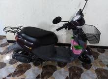 دراجه سازوكي ولفات ياباني السرعه 60