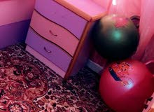غرفه نوم تفصيل مع سجاده وبرادي