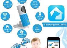 كاميرات المراقبة المنزلية خاصة الاطفال