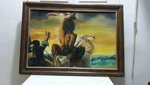 لوحات زيتية للبيع