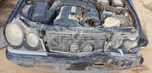 مرسيدس عيون فل الفل موديل 97 محرك 6 الطويل
