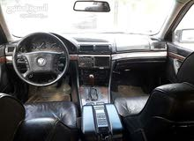 10,000 - 19,999 km BMW 750 2000 for sale