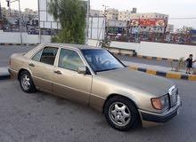مرسيدس E200 موديل 1984 بطه