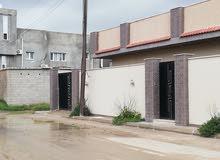 منزلين في الخلة الفرجان (مقسم المقريف)