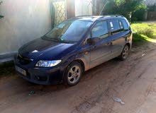 Blue Mazda Premacy 2009 for sale