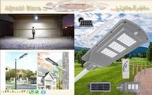 » إضاءة ليد بالطاقة الشمسية . . .