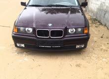 Gasoline Fuel/Power   BMW 320 1995