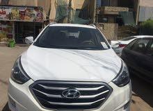 توسان موديل 2014 بغداد خليجي