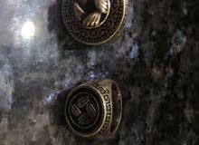 خاتم تركي عيار 925