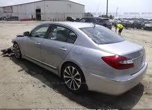 Hyundai Genesis in Benghazi