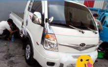 Diesel Fuel/Power car for rent - Kia Bongo 2011