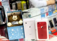 مضمون100% iPhone 8.  256g من شركه ابل  يعني الجهاز جديد  ومكفول كمان  وهديه شاحن ويرلس