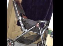 عربه أطفال baby stroller شبه جديده