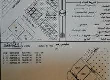 ارض تجاريه سكنية للبيع ثاني قطعه على الشارع