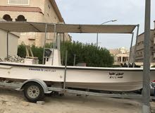 a MotorboatsUsed in Al Jahra for sale