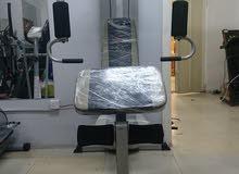 جهاز الهوم جم المنزلي لجميع عضلات الجسم امريكي الصنع مستعمل بحاله الوكاله