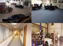 Car Showroom for rent in Zinj