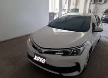 Toyota Corolla 2018 - Automatic