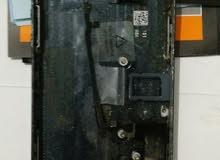 اي فون  فريم فقط بقطع الغيار الداخلية كلها كاميرا فلاتات جرس السماعه زرار الهوم