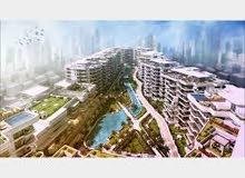 متلك منزلك الجديد داخل كمبوند سيرانو العاصمة الجديدة موقع متميز في قلب المدينة بمنطقة R7