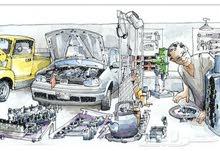 مطلوب ميكانيكي وكهربائي برمجة سيارات آوروبية وألماني