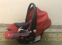 كرسي سيارة أطفال ( chicco) اصلى