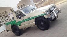 Gasoline Fuel/Power   Nissan Patrol 1985