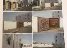 بناية سكني تجاري للبيع مقابل سوق الجمعه في ولاية صحار