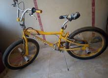 دراجة استعمال شهر واحد