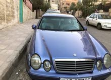 Used Mercedes Benz CLK for sale in Amman