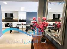 شقة استثمارية مفروشة ذو تصميم عصري في عبدون