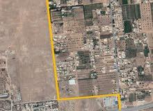 ارض للايجار بالقرب من مطار طرابلس العالمي