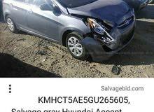 سيارة اكسنت 2016