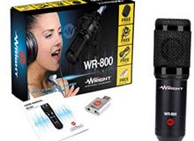 studio recording mic wr 800 for sale