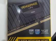 Corsair Vengeance LPX 3200 MHz 4x16 GB (64GB)رامات