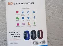 M3. fitness band