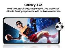 SAMSUNG A72 8/128 GB DS 4G VIOLET