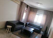 شقة مفروشة للايجار في دير غبار طابق ثالث بمساحة 100 متر