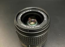 Nikkor AF-P DX 18-55mm 3.5- 5.6G VR