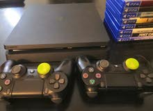 PS4 +5 jeux