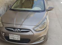 سيارة اكسنت 2012 للبيع