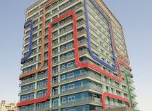 واحة السيلكون مبنى جديد متوفر شقق للايجار Arabian Gate