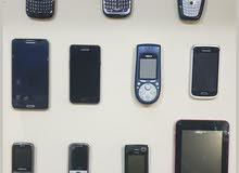 تلفونات مستخدمه متنوعه