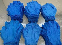 Nitrile Powder Free Blue Examination Gloves for sale