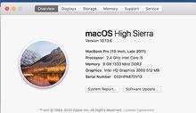 Macbook Pro Late 2011, 8 GB RAM, 1TB HDD
