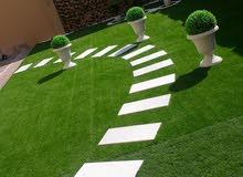 النجم المتوفق لتنسيق الحدائق وا الشلالات  0506197760  ابو ظبي