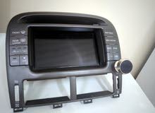 شاشة لكزس ls430